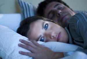 Sleep - Why You Can't Sleep