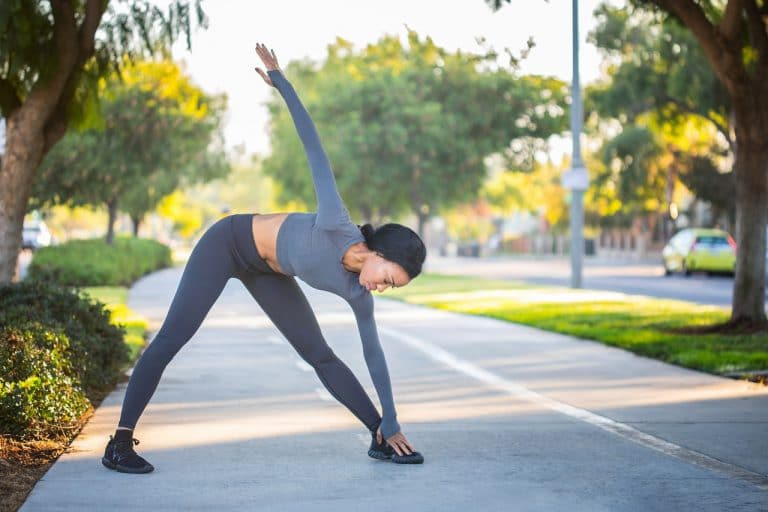 Should You Stretch Before or After You Work Out?