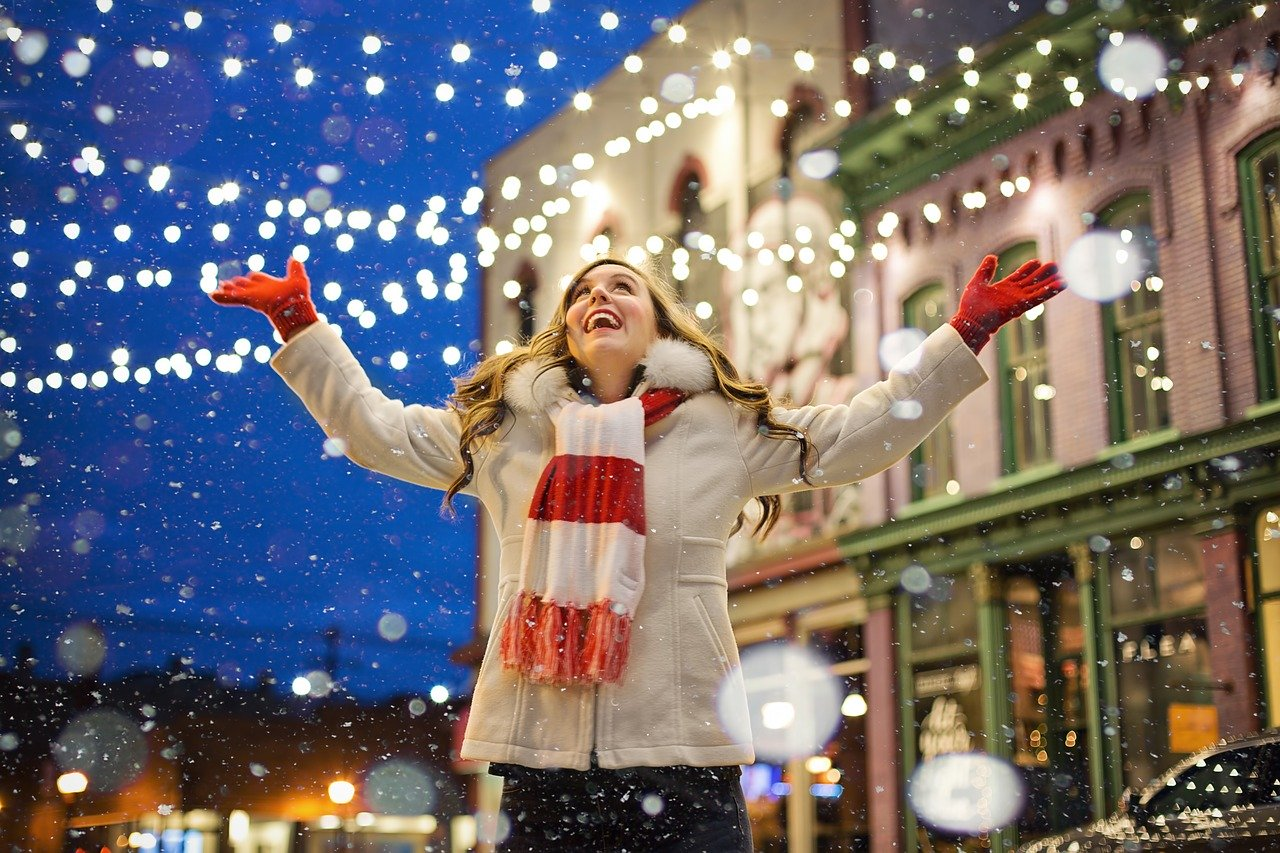 Wait, the Holidays Can Actually Make You Happier?