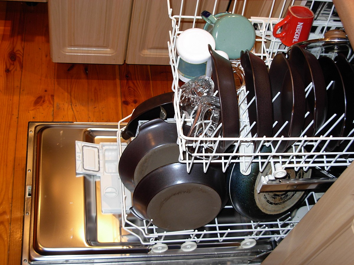 Your Dishwasher Could Be Part of the Problem