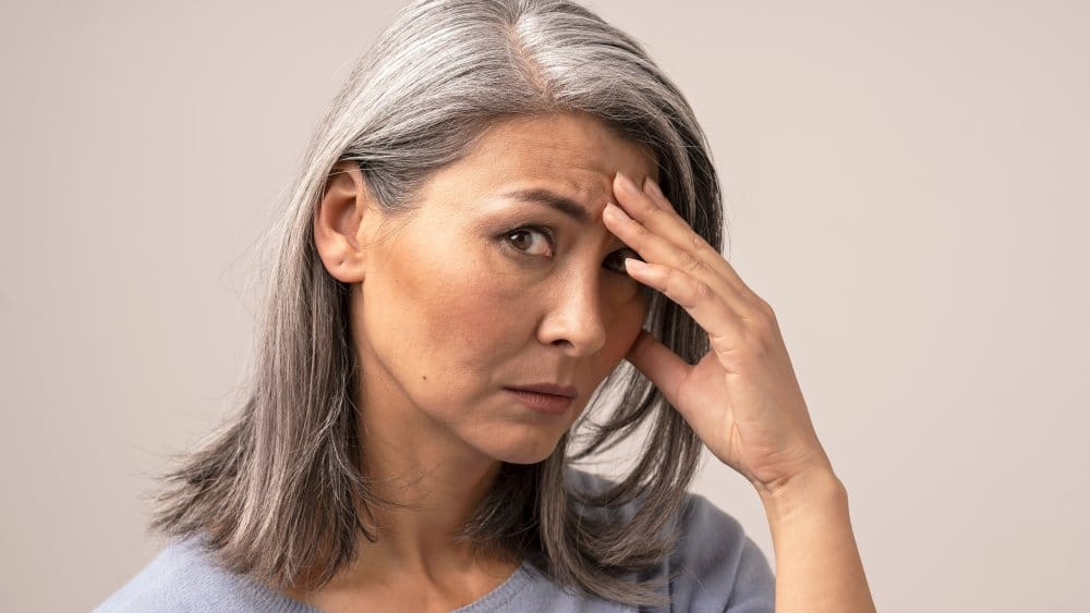Stress Could Be Why You're Already Going Gray
