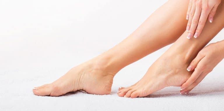 Healthy Feet, Healthy Me
