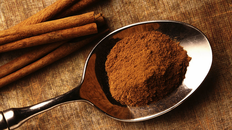 A Spoonful of Cinnamon Helps the Blood Sugar Go Down