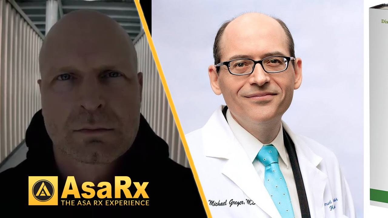 Michael Greger, MD: Teaches You How Not To Die