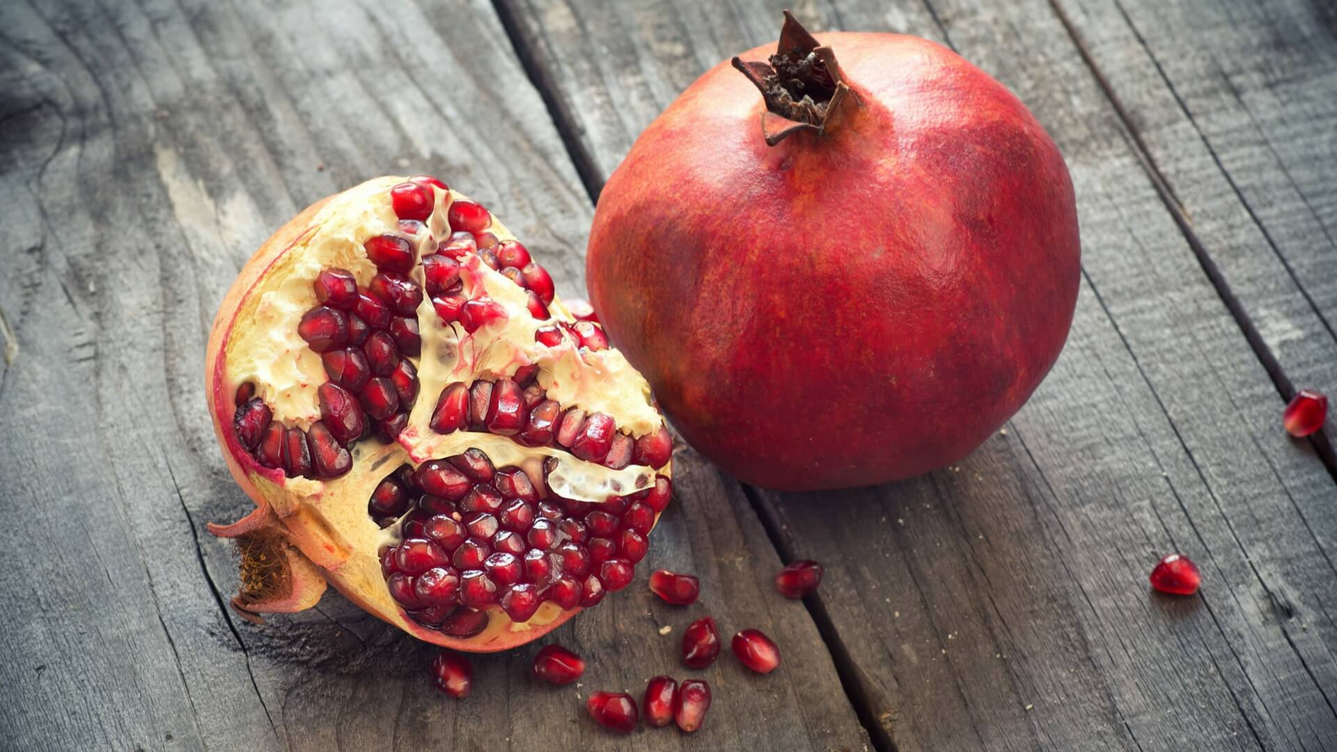 Can A Simple Pomegranate Ease RA Joint Point?