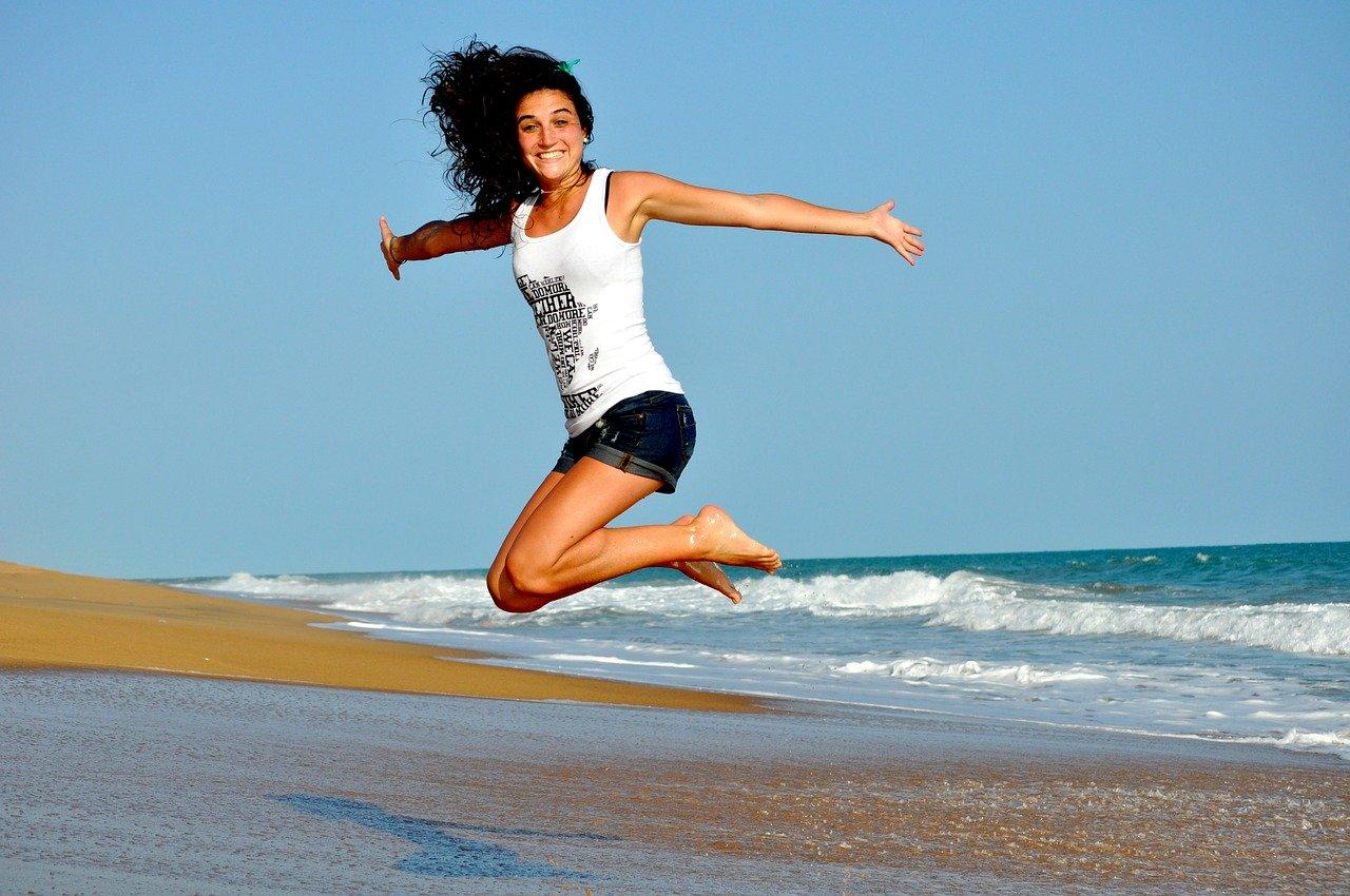 Go Ahead, Jump!