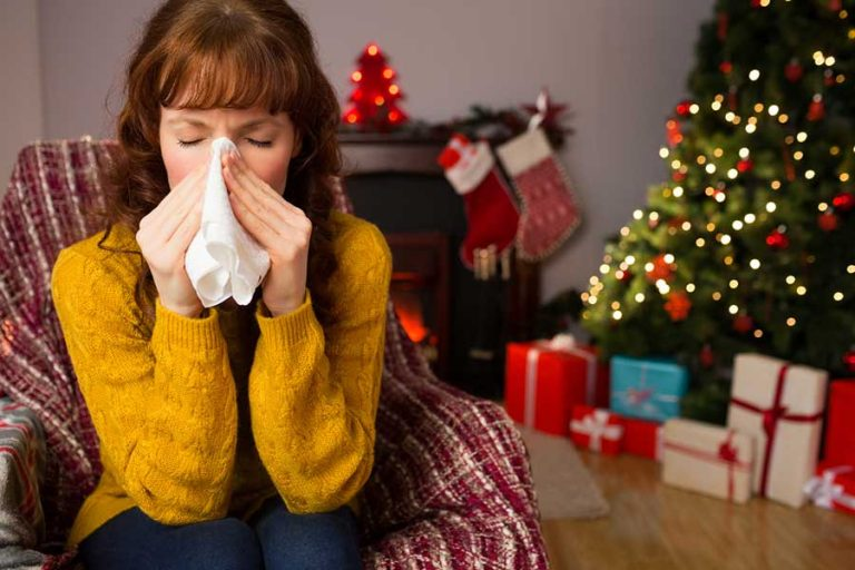 Are You Really Allergic to the Holidays?