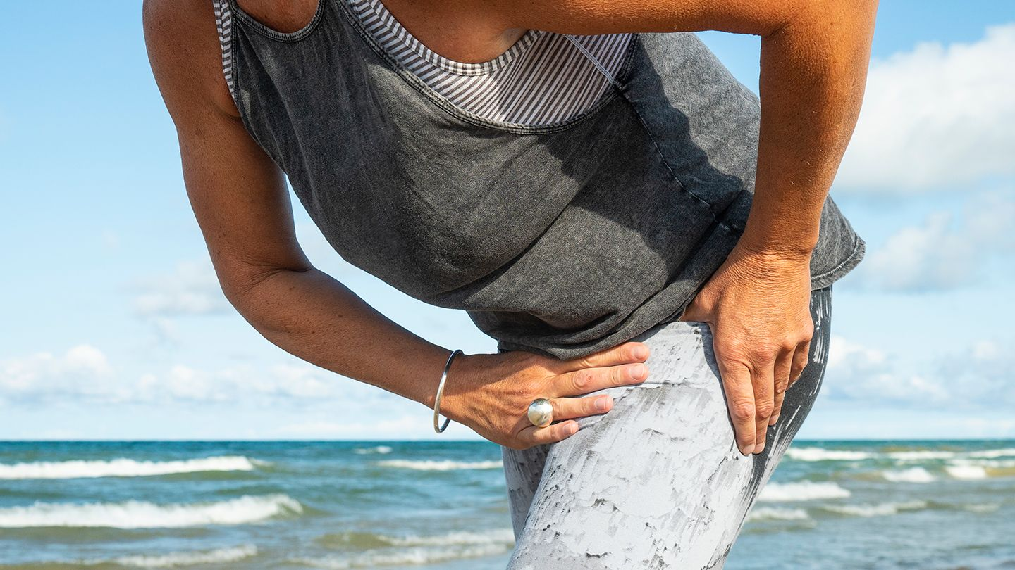 Getting a Handle On Hip Inflammation