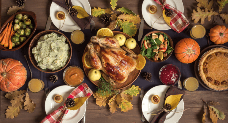 Avoiding Those Holiday Pounds is Possible!