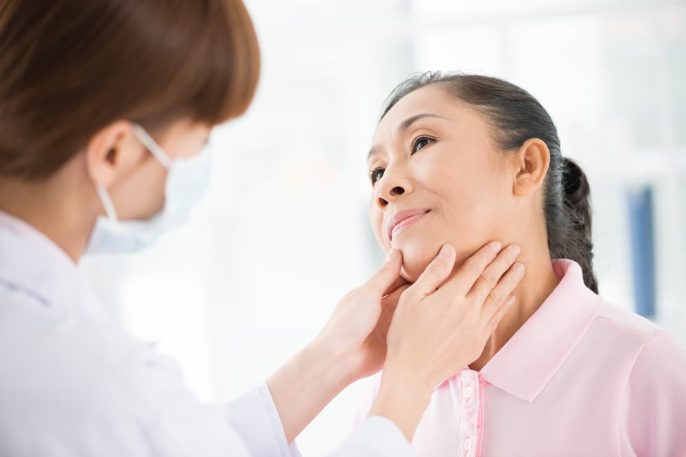 Time to Talk About Your Thyroid