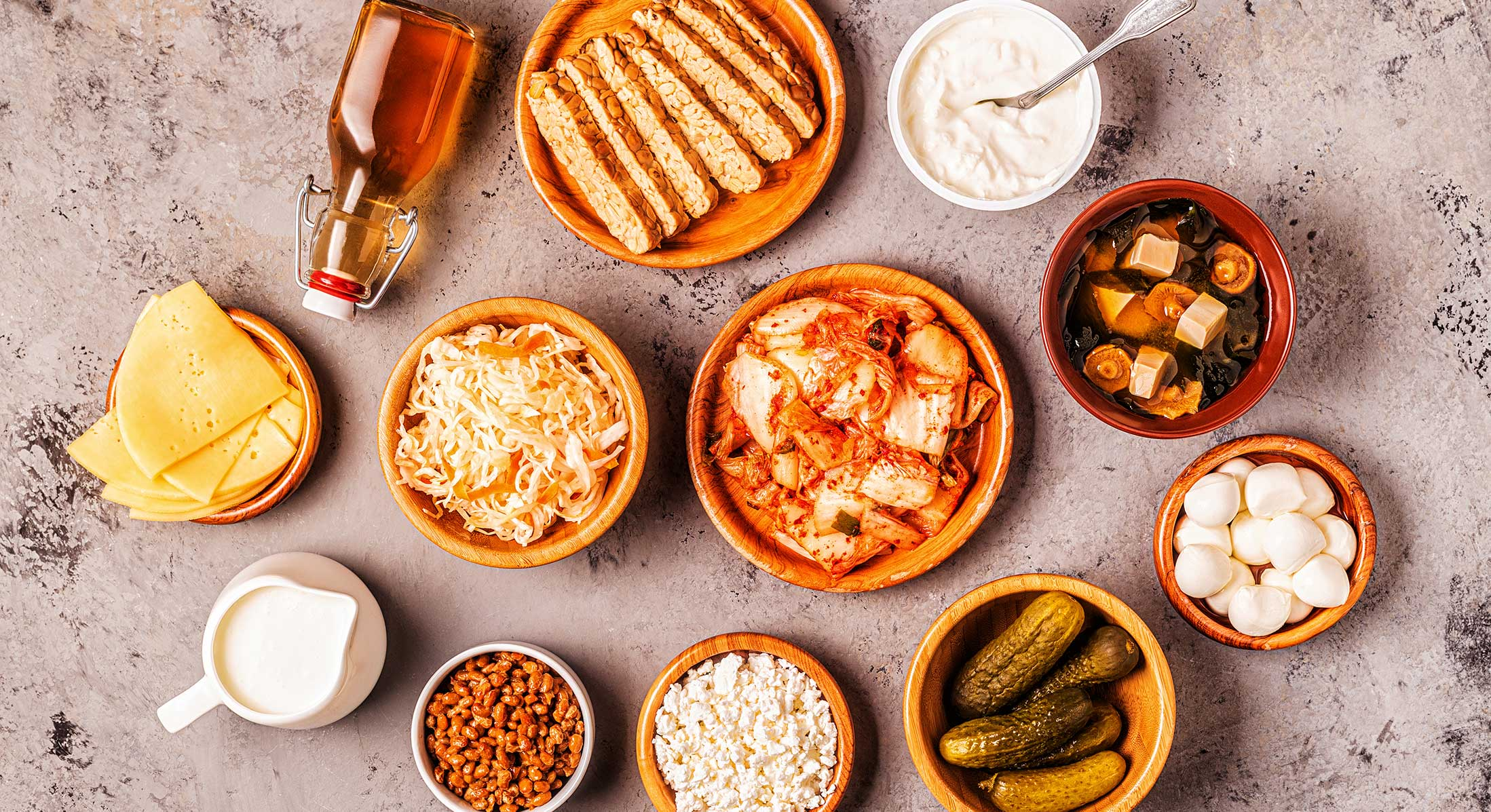 4 Fast Facts About Fermented Foods