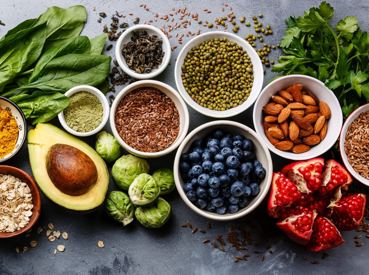 The Nutrition Power Source