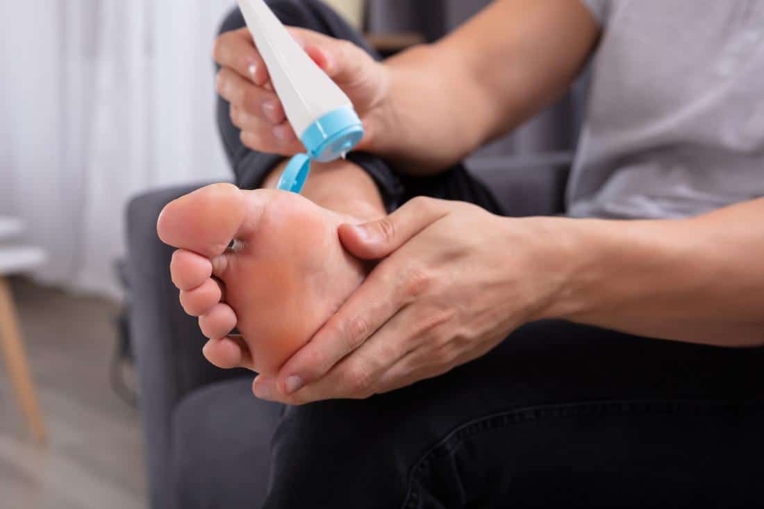 Why Your Feet Are Itching