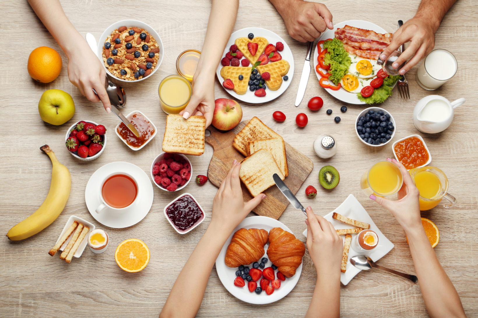 What is the Intuitive Eating Model?
